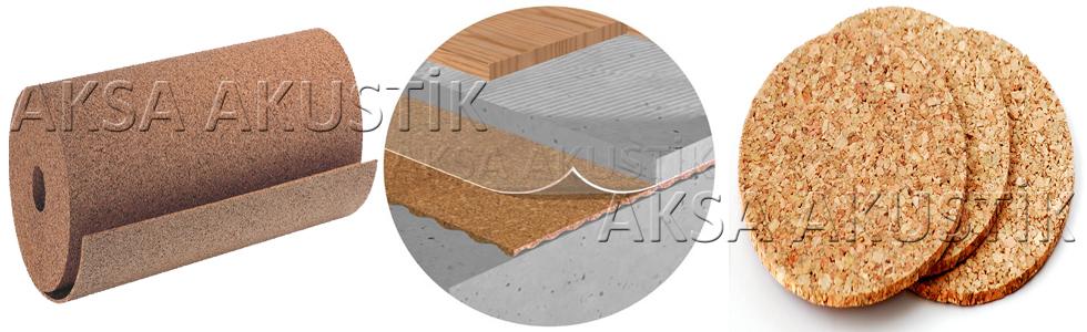 zemin mantar şiltesi